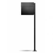 Radius - Letterman4 Mailbox incl. Standing Post