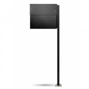 Radius - LettermanXXL2 Mailbox incl.Standing Post & Bell