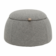 Bloomingville - Rock Pouf Polstehocker