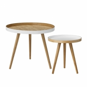 Bloomingville - Cappuccino Coffee Table Couchtisch