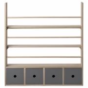 Bloomingville - Shelves/Drawers Regal