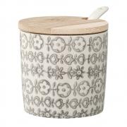 Bloomingville - Karine Jar with Lid & Spoon