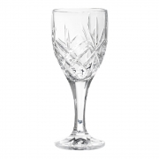 Bloomingville - Crystal Wine Glass