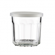 Bloomingville - Glass with Lid Set
