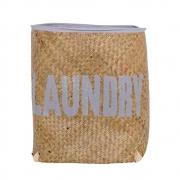 Bloomingville - Laundry Basket 1 Wäschekorb