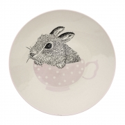 Bloomingville - Nanna Plate 1 Teller