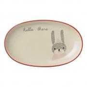Bloomingville - Mollie Plate 3 Teller