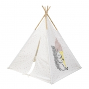 Bloomingville - Childrens 1 Tipi Zelt
