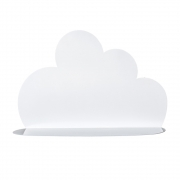 Bloomingville - Cloud Shelf Regal Weiß | 60cm