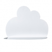 Bloomingville - Cloud Shelf Regal Weiß | 40cm