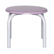 Bloomingville - Child Stool 1 Kinderhocker Rosa
