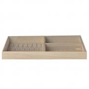 Bloomingville - Kids Storage Box 1 Holzbox mit Deckel