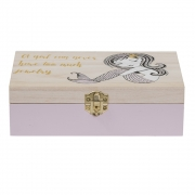 Bloomingville - Kids Jewelry Box 1 with Lock