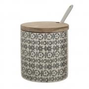 Bloomingville - Karine Jar with Lid&Spoon 2