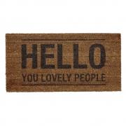 Bloomingville - Doormat 8 Fußmatte