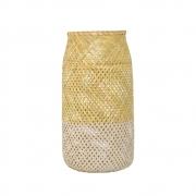 Bloomingville - Lantern w/Glass 5 Laterne