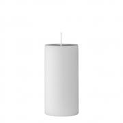 Bloomingville - Candle White Kerze 15cm