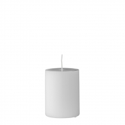 Bloomingville - Candle White Kerze 10cm