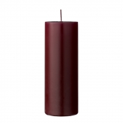 Bloomingville - Candle Red Kerze