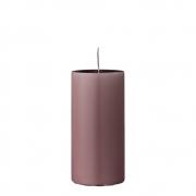 Bloomingville - Candle Purple Kerze 15cm