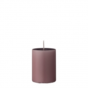 Bloomingville - Candle Purple Kerze 10cm