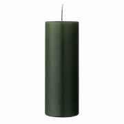 Bloomingville - Candle Darkgreen