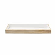 Bloomingville - Tray 3 White | 45cm