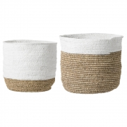 Bloomingville - Basket Set Korb