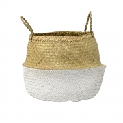 Bloomingville - Basket White