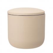 Bloomingville - Anne Pot avec Bouchon Grès ø12 x H11cm