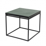 Bloomingville - Bay Sidetable Green Concrete