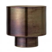 Bloomingville - Blumentopf Gold Aluminium V1
