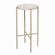 Bloomingville - Earth Table d'appoint Béton