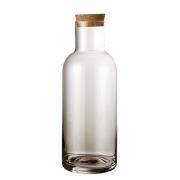 Bloomingville - Flasche mit Deckel Glas