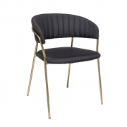 Bloomingville - Form Dining Chair Black