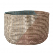 Bloomingville - Basket Multi-color Seagrass
