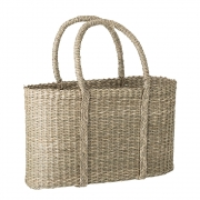 Bloomingville - Basket Nature Seagrass