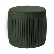 Bloomingville - Pleat Plissee Hocker