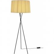Santa & Cole - Tripode G5 Stehleuchte Natur | inkl. LED-Leuchtmittel
