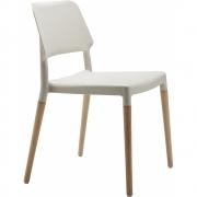 Santa & Cole - Belloch Stuhl Weiß