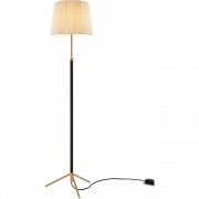 Santa & Cole - Pie de Salon G3 Floor Lamp