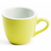 Acme Cups - Espressotasse (6er Set) Gelb