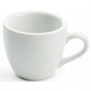 Acme Cups - Espresso Cup (Set of 6) White