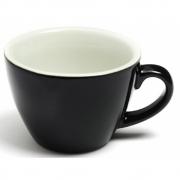 Acme Cups - Flat White Cup Tasse (6er Set) Schwarz