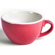Acme Cups - Cappuccino Cup Tasse (6er Set) Rot