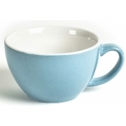 Acme Cups - Latte Cup Tasse (6er Set) Blau