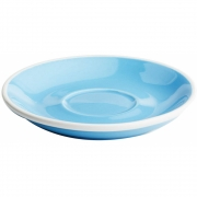Acme Cups - Saucer 11.5cm (Set of 6) Blue