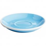 Acme Cups - Saucer 11.5cm Soucoupe (Lot de 6) Bleu