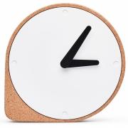 Puik - Horloge de table Clork Naturel