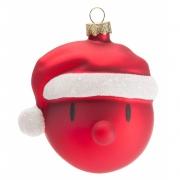 Hoptimist - Mini Santa Weihnachtskugeln (3er Set)